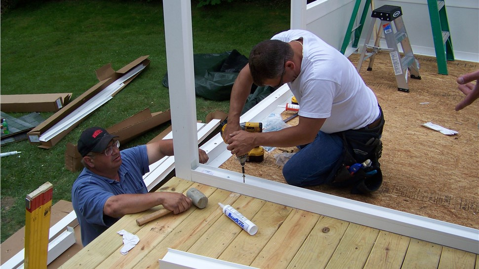 Sunrooms - Sunroom Repairs Photo 1