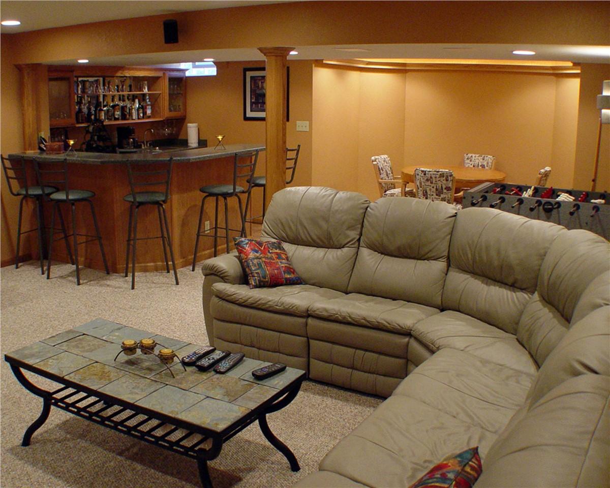 Long Island Basement Bar Basement Bar In Nassau County