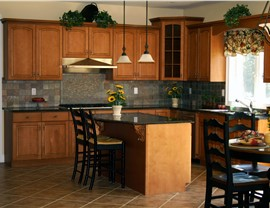 Kitchen Remodeling - Kitchen Flooring Photo 2