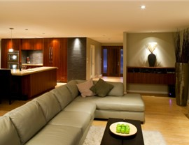 Basements - Basement Family Room Photo 3