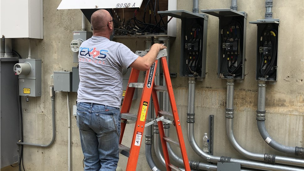 Electrical Repair Photo 1