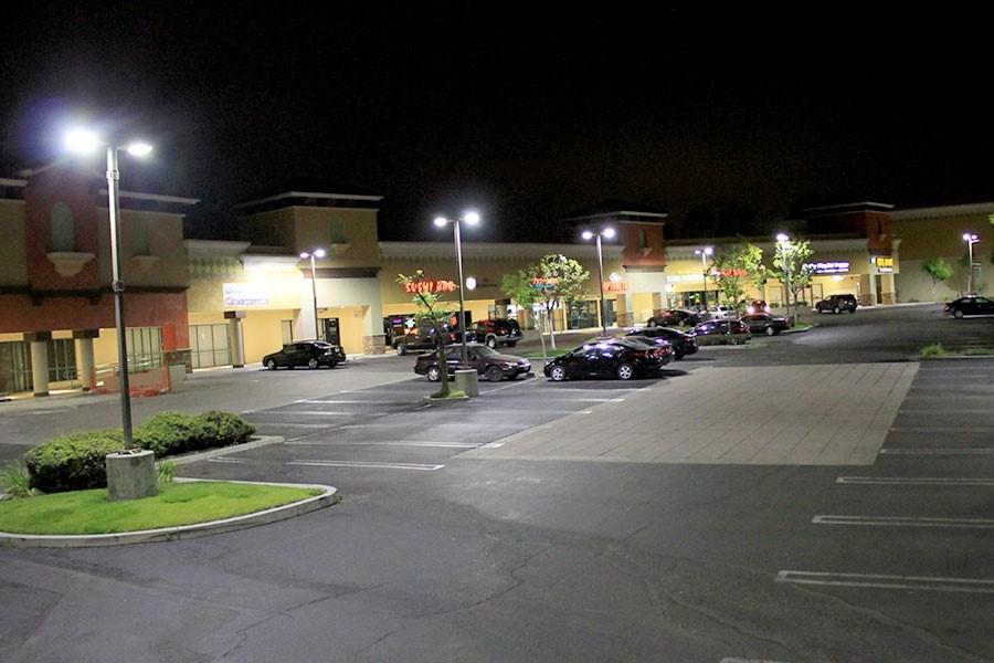 Dallas Parking Lot Lights Commercial Lighting Texas