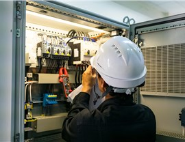 Electrical Retrofits Photo 2