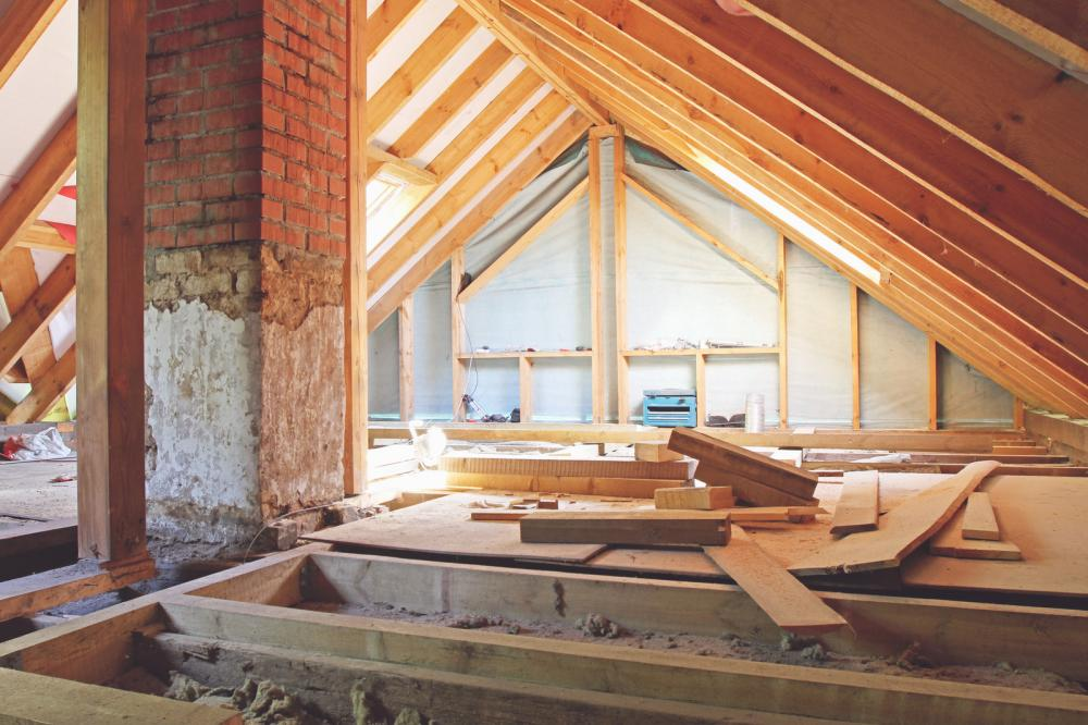 ... To Expand Your Living Space, Your Unfinished Attic Could Be The Perfect  Solution. Renovating Your Attic Should Cost Significantly Less Than A Home  ...