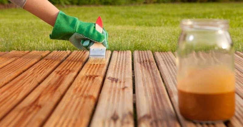 Keep Your Deck in Tip-Top Shape