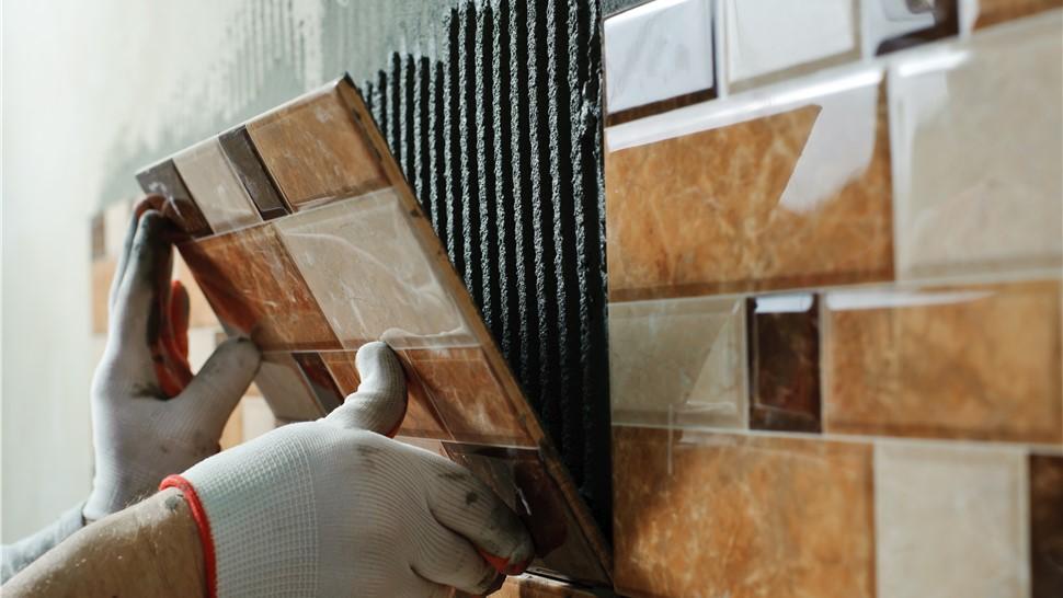 Bathroom Remodeling - Custom Tile Photo 1