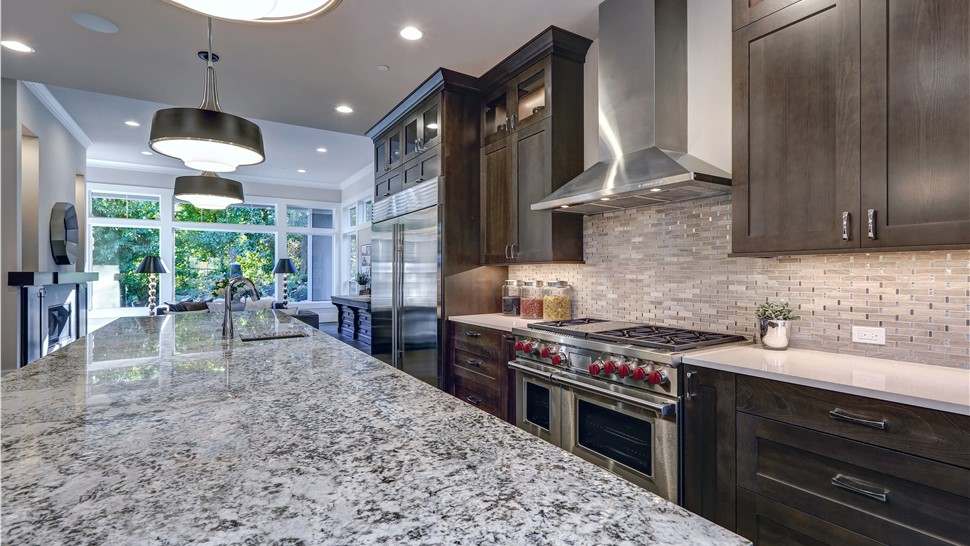 Kitchen Remodeling - Kitchen Countertops Photo 1