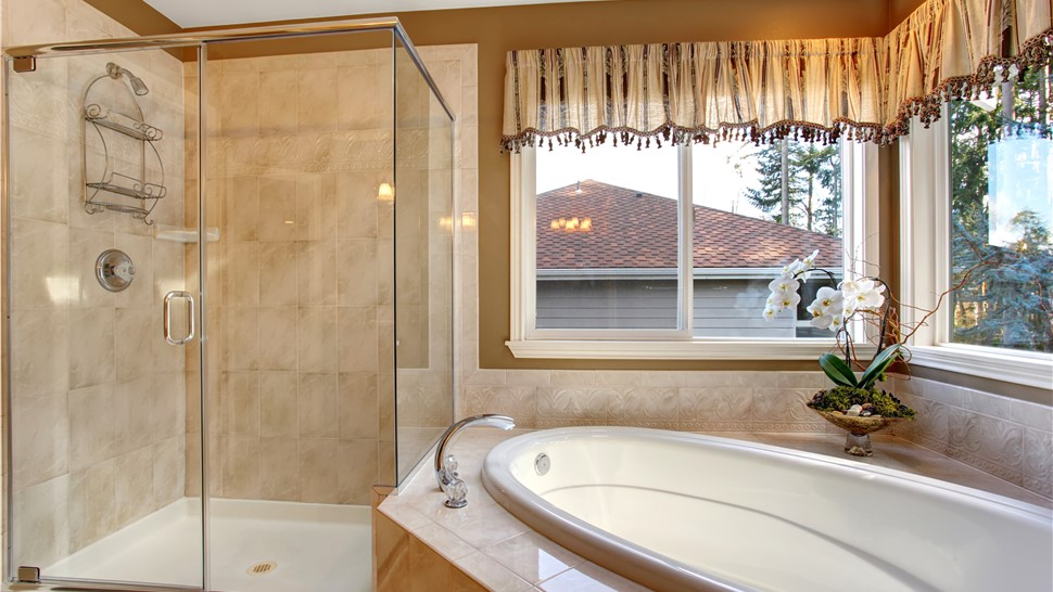 Bathroom Remodeling - Window Replacement Photo 1