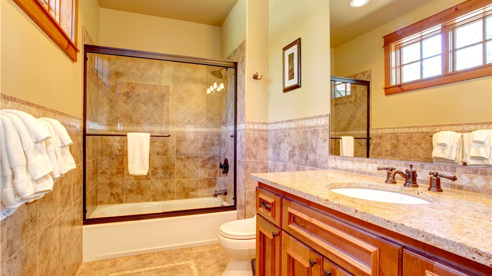 Bathroom Remodeling - Shower Doors Photo 1
