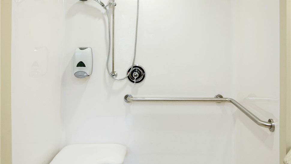 Bathroom Remodeling - Roll In Showers Photo 1