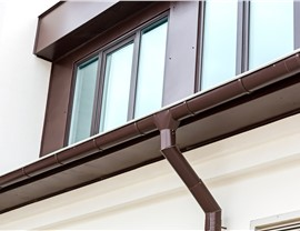 Gutter Protection ---------- Siding 4