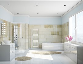 Bathroom Remodeling - Shower Enclosures Photo 4