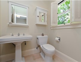 Bathroom Remodeling - Bathroom Flooring Photo 4