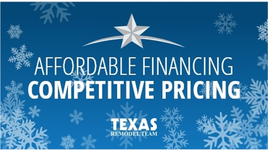 Affordable Financing and Competitive Pricing