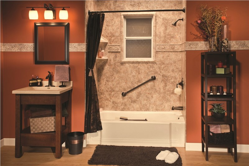 Looking for Small Bathroom Ideas in Quad Cities Area?
