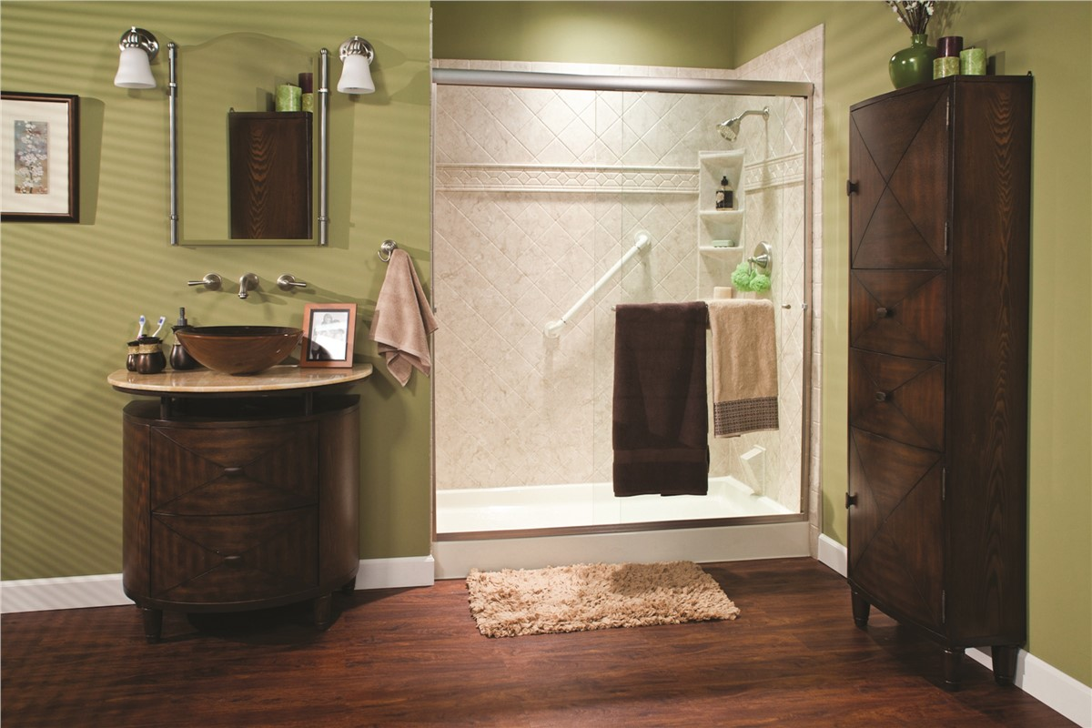 The Bath Company Offers One Day Installs for Shower Replacements