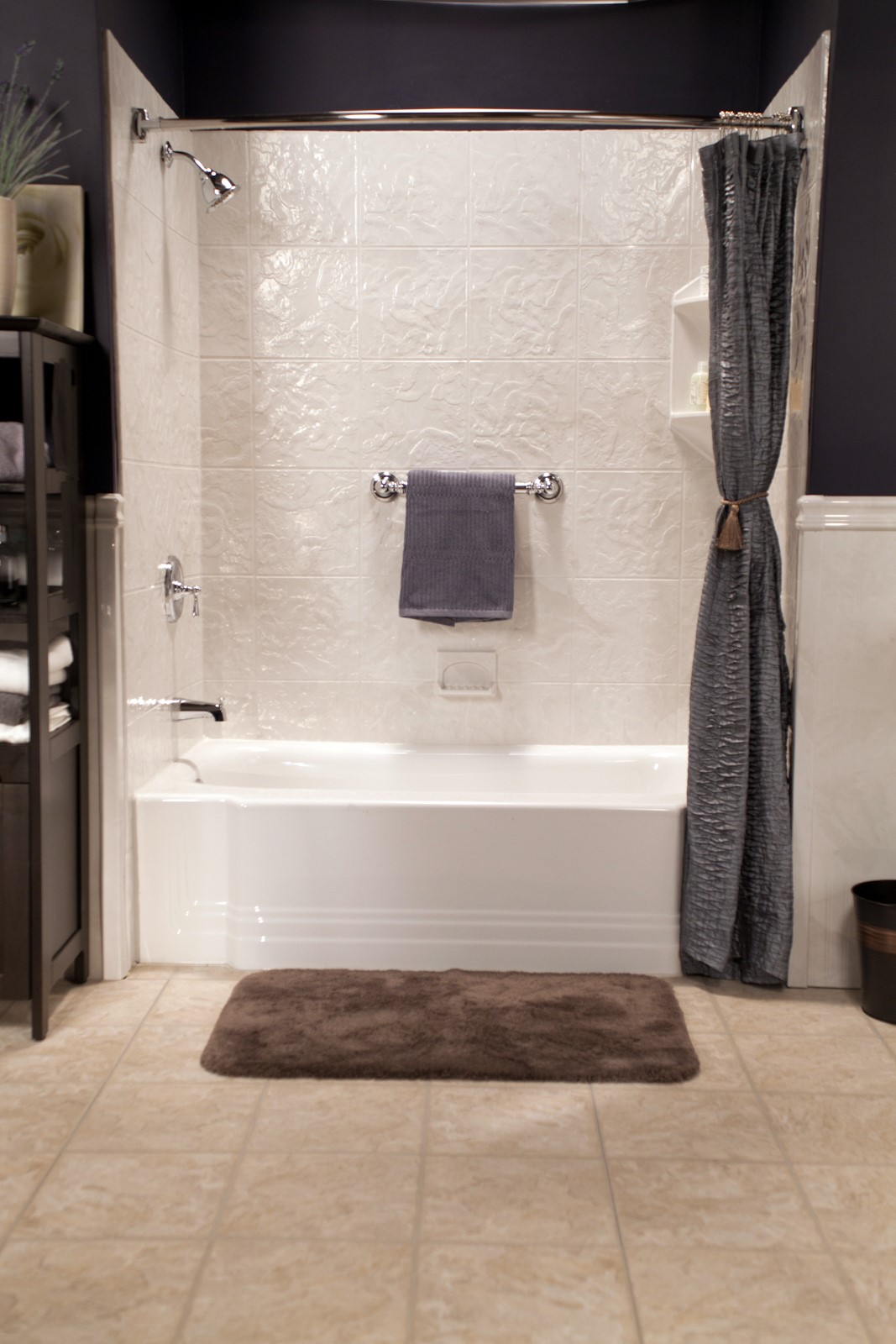 Learn about one day small bathroom remodeling from the for Bathroom remodel 1 day