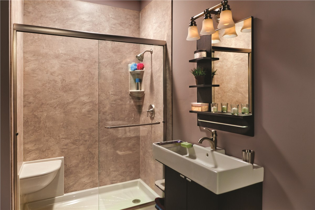 The Bath Company Offers One Day Installs for Shower Remodels