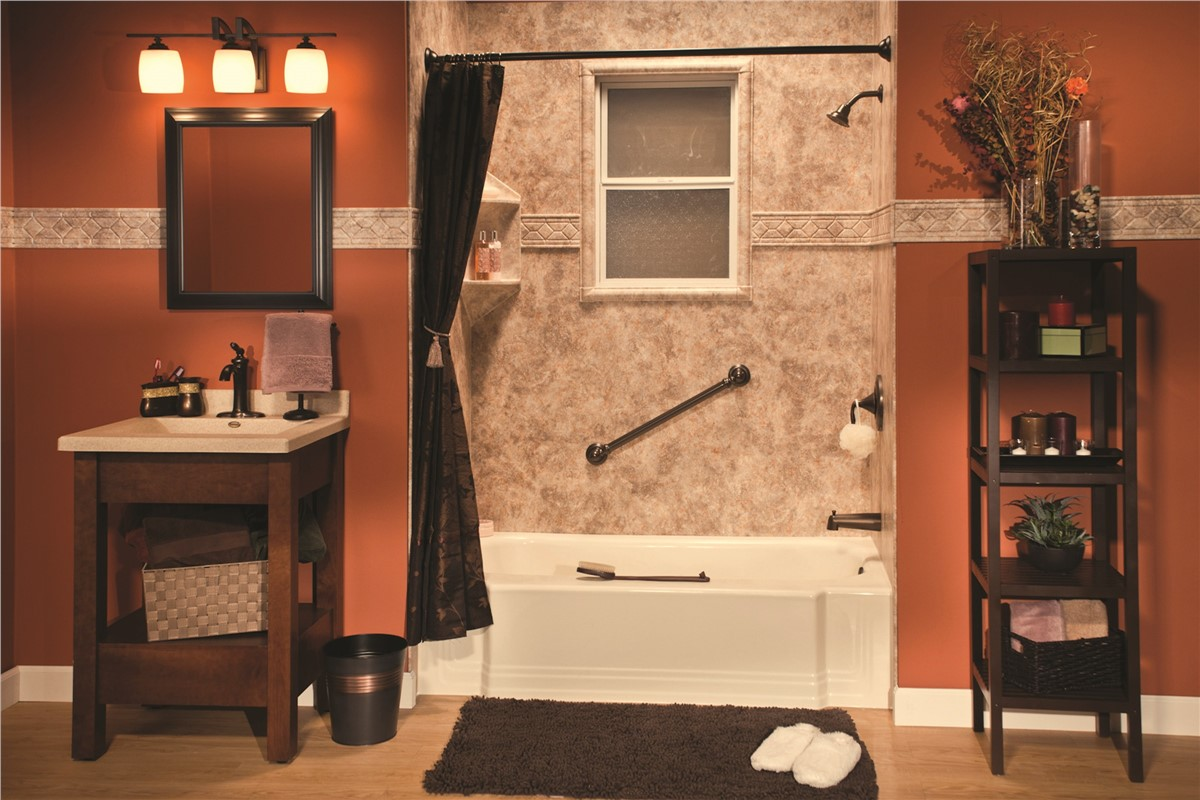 Bathroom remodeling for the quad cities peoria for Bathroom remodel quad cities