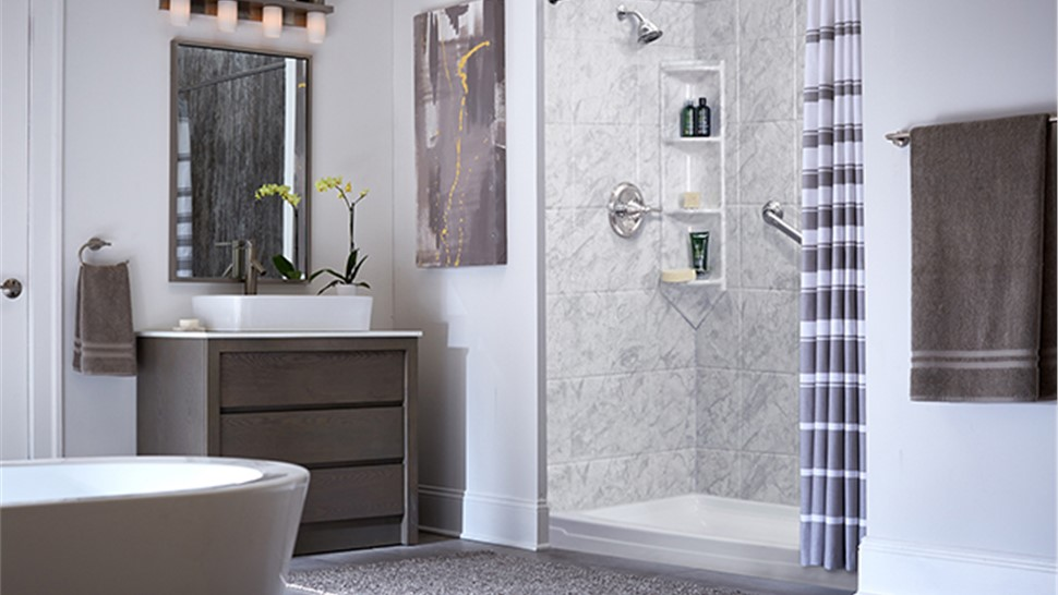 One Day Baths ---------- Bathroom Remodeling Photo 1