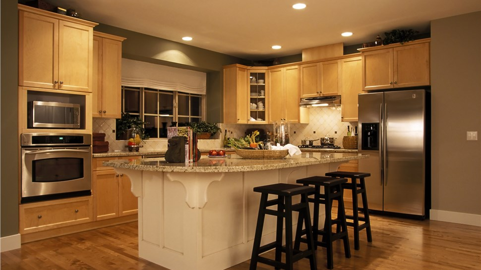 Kitchen Cabinets Photo 1