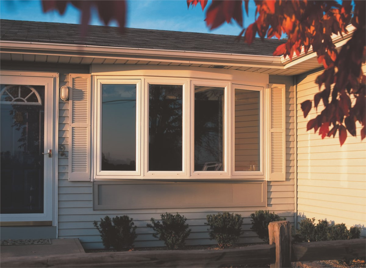 bow windows pictures curved glass bow windows by thiels cleveland akron canton mansfield
