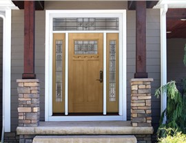 Fiberglass Entry Doors Photo 2