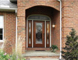 Fiberglass Entry Doors Photo 3