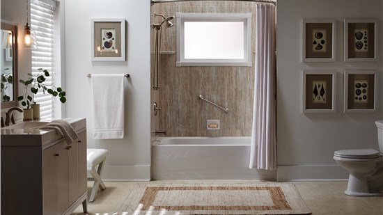 Bath Remodel Sale - 26% off with special financing options