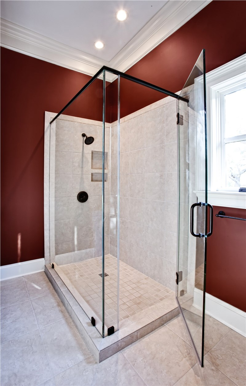 Add Shower Surround | Bath Remodel | Tiger Bath