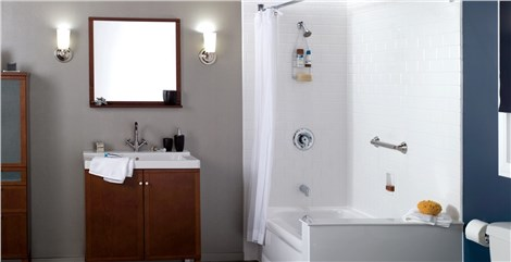 get all your bath remodeling questions answered here - One Day Bathroom Remodeling