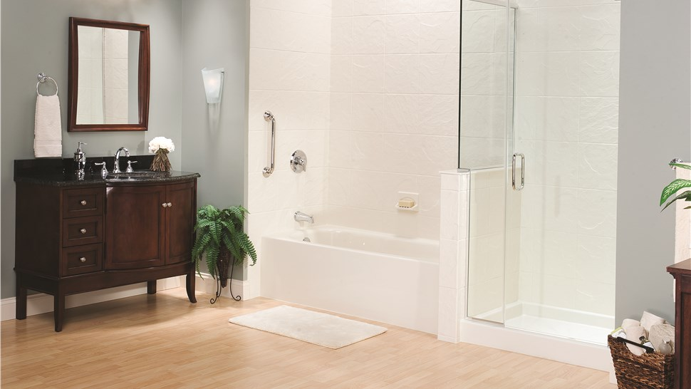 Bathtub Shower Combo Gallery Photo 1