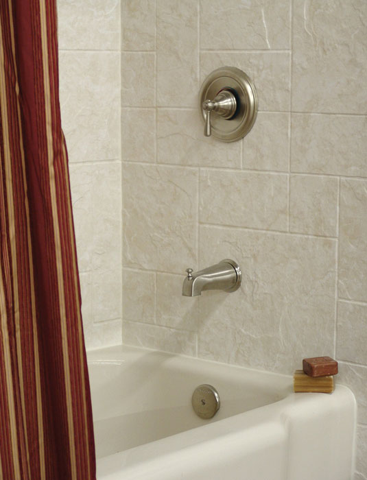 Bathtub Surrounds Chicago | Tub Surround | Bath Tub Walls | One Day Bath