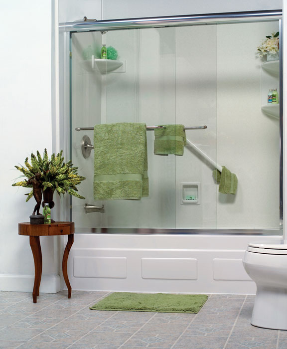 Bathroom Conversion Chicago | Shower and Bath Conversions | Tiger ...
