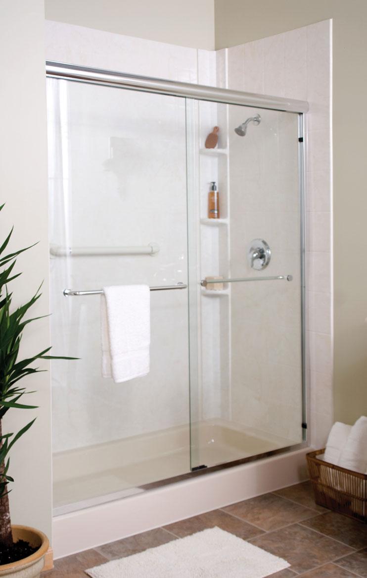 Shower Enclosures Chicago | Shower Doors | Tiger Bath Solutions
