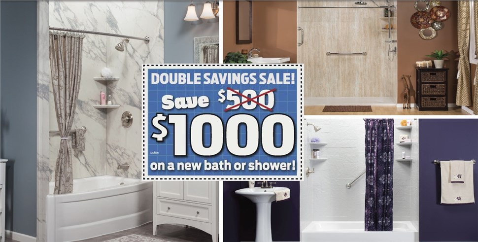 Double Your Savings - $1000 Off!
