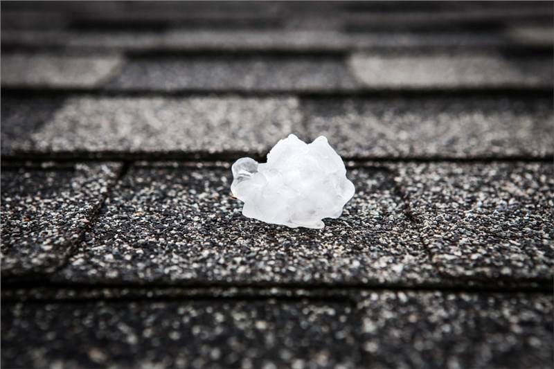 How to Spot Roof Hail Damage