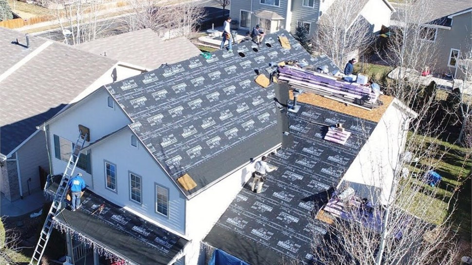 Roofing - Roof Installation Photo 1