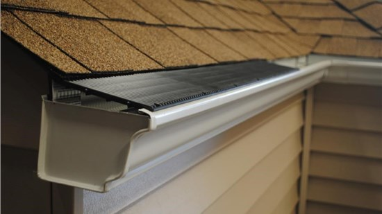 50% OFF Leaf Free Gutter System With Roof Replacement!