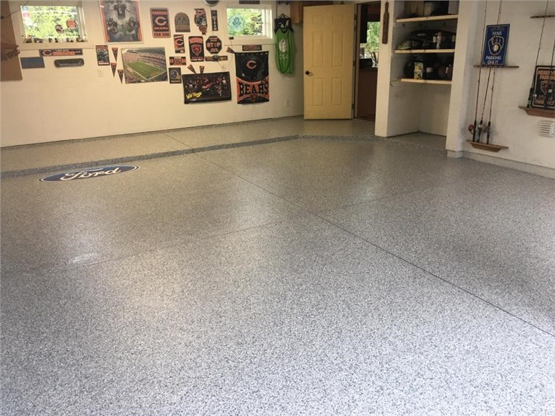 Thing to Consider Before Installing a Garage Floor Coating