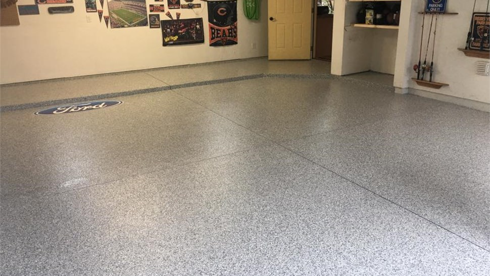Garage Floor Coatings Photo 1
