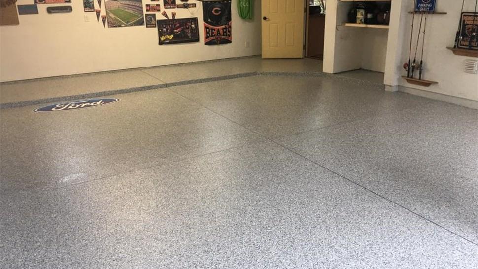 Garage Floor Coatings Photo 1