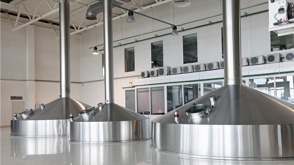 Industrial Floor Coatings - Food Production Facilities Photo 1