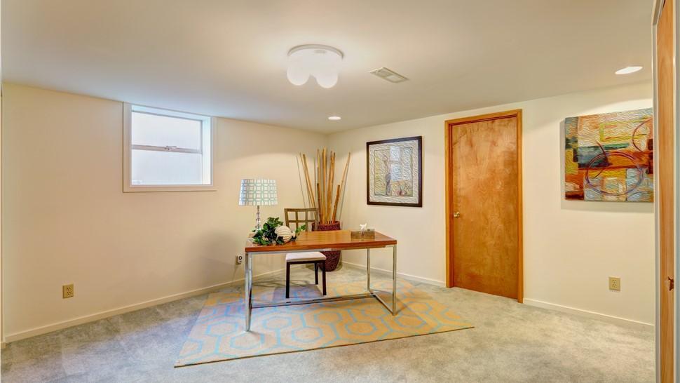 Residential Floor Coatings - Basements Photo 1