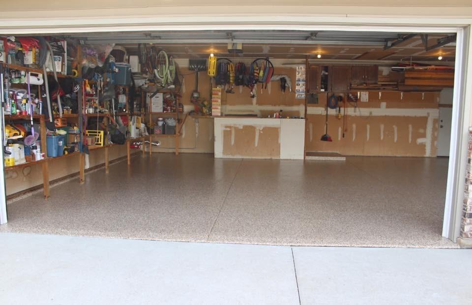 Epoxy Floor Coatings Photo 4