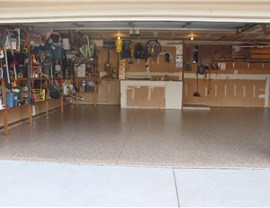 Garage Floor Coatings Photo 3
