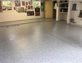 Garage Floor Coatings for Davenport Homes | TSR