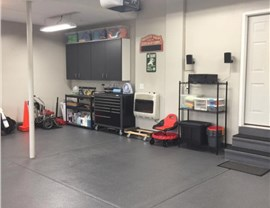 Garage Floor Coatings Photo 2