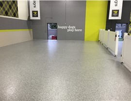 Commercial Floor Coatings - Kennels Photo 3