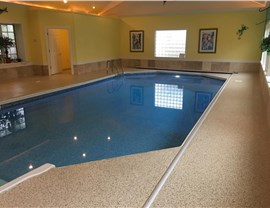 Residential Floor Coatings - Pool Decks Photo 2